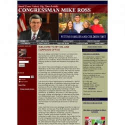 Official Campaign Web Site - Mike Ross