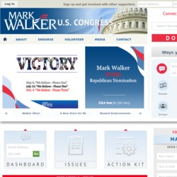 Official Campaign Web Site - Bradley Mark 'Mark' Walker