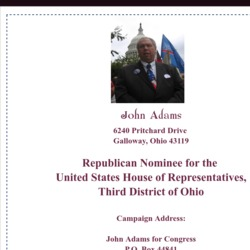 Official Campaign Web Site - John Adams
