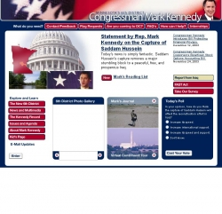 Member of Congress Official Web Site - Mark R. Kennedy