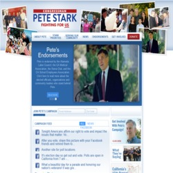 Official Campaign Web Site - Fortney Pete Stark