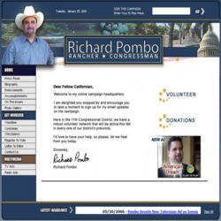 Official Campaign Web Site - Richard W. Pombo
