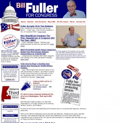 Official Campaign Web Site - Bill Fuller