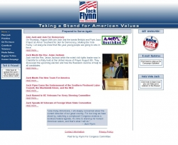 Official Campaign Web Site - Jack Flynn