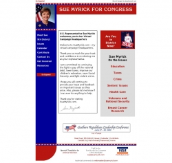 Official Campaign Web Site - Sue Wilkins Myrick
