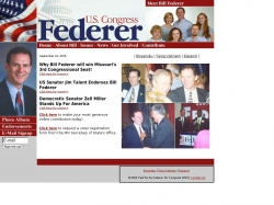 Official Campaign Web Site - William J. Federer