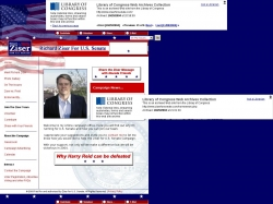Official Campaign Web Site - Richard Robert Ziser