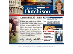 Official Campaign Web Site - Kay Bailey Hutchison