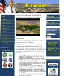 Official Campaign Web Site - Ed Perlmutter