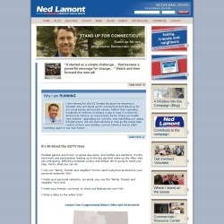 Official Campaign Web Site - Edward M. Lamont