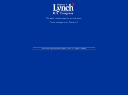 Official Campaign Web Site - Stephen F. Lynch