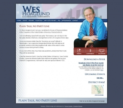 Official Campaign Web Site - Wes Hoaglund