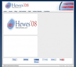 Official Campaign Web Site - Henry Hewes