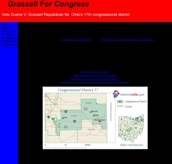 Official Campaign Web Site - Duane Virgil Grassell