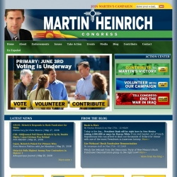 Official Campaign Web Site - Martin Heinrich