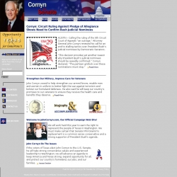 Official Campaign Web Site - John Cornyn