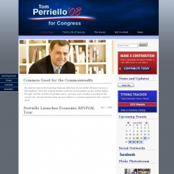 Official Campaign Web Site - Thomas S.P. Perriello