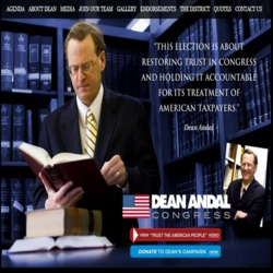 Official Campaign Web Site - Dean F. Andal