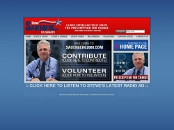 Official Campaign Web Site - Steven Kenneth Sauerberg