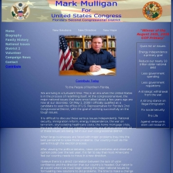 Official Campaign Web Site - Mark Mulligan