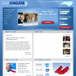Official Campaign Web Site - Kay Hagan