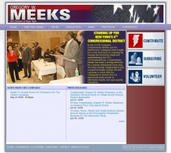 Official Campaign Web Site - Gregory W. Meeks