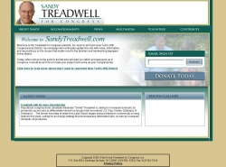 Official Campaign Web Site - Sandy Treadwell