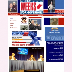 Official Campaign Web Site - Russ Weeks