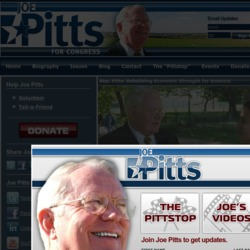 Official Campaign Web Site - Joseph R. Pitts