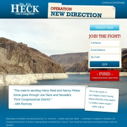 Official Campaign Web Site - Joe Heck