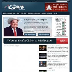Official Campaign Web Site - Billy Long