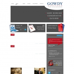 Official Campaign Web Site - Trey Gowdy