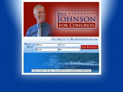 Official Campaign Web Site - Bill Johnson