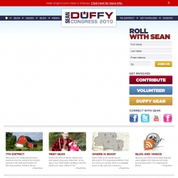 Official Campaign Web Site - Sean P. Duffy
