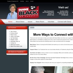 Official Campaign Web Site - Diane Lynn Black