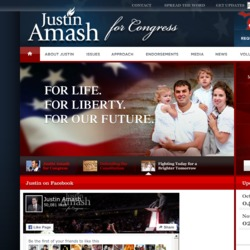 Official Campaign Web Site - Justin Amash