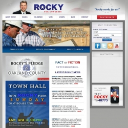 Official Campaign Web Site - Andrew 'Rocky' Raczkowski