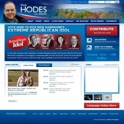 Official Campaign Web Site - Paul W. Hodes