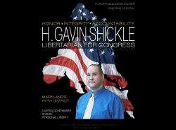Official Campaign Web Site - H. Gavin Shickle