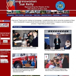 Member of Congress Official Web Site - Sue W. Kelly