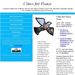 citiesforpeace.org