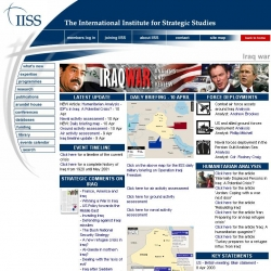 IISS - Iraq War: Analysis and Review