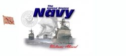 U.S. Navy's Official Web Site: Welcome Aboard
