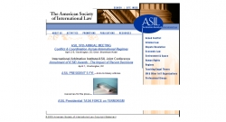ASIL: The American Society of International Law