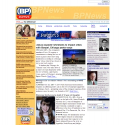 BPNews.net - SBC Baptist Press News - Witness the difference