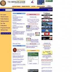 The  American Legion -- World's Largest Veterans Organization