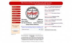 General Board of Church and Society, the United Methodist Church