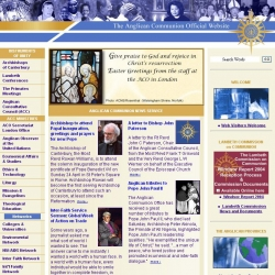 The  Anglican Communion Official Website