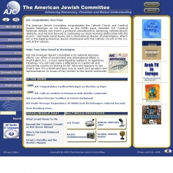 The  American Jewish Committee