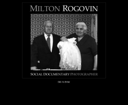 Milton Rogovin: Social Documentary Photographer